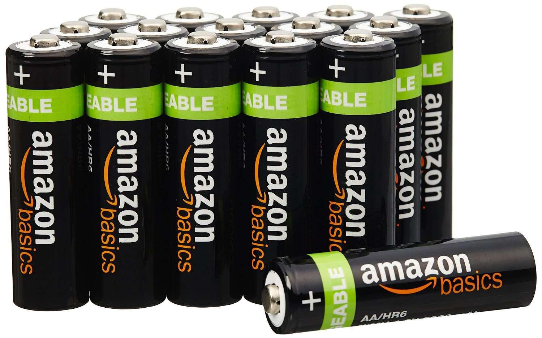 Amazon 16-Pack AAA
