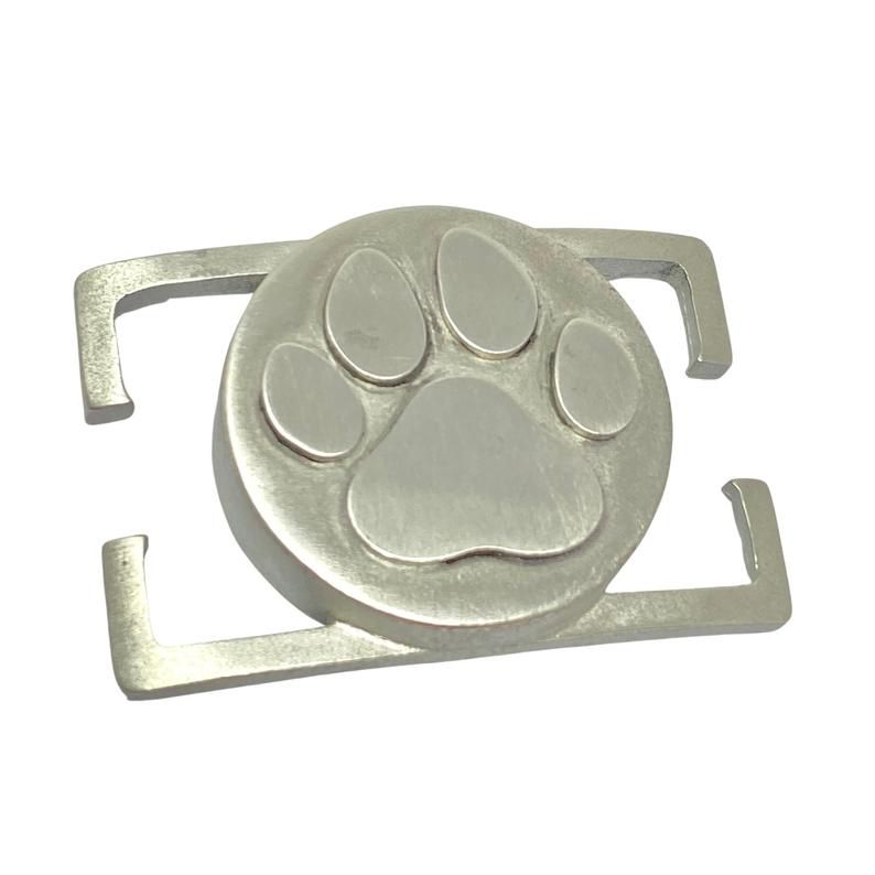 Pet Tag AirTag holder for a pet collar.