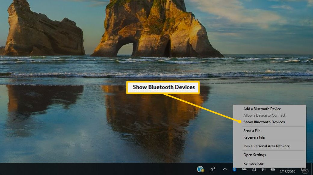 How to Pair Your Laptop to a Bluetooth Device
