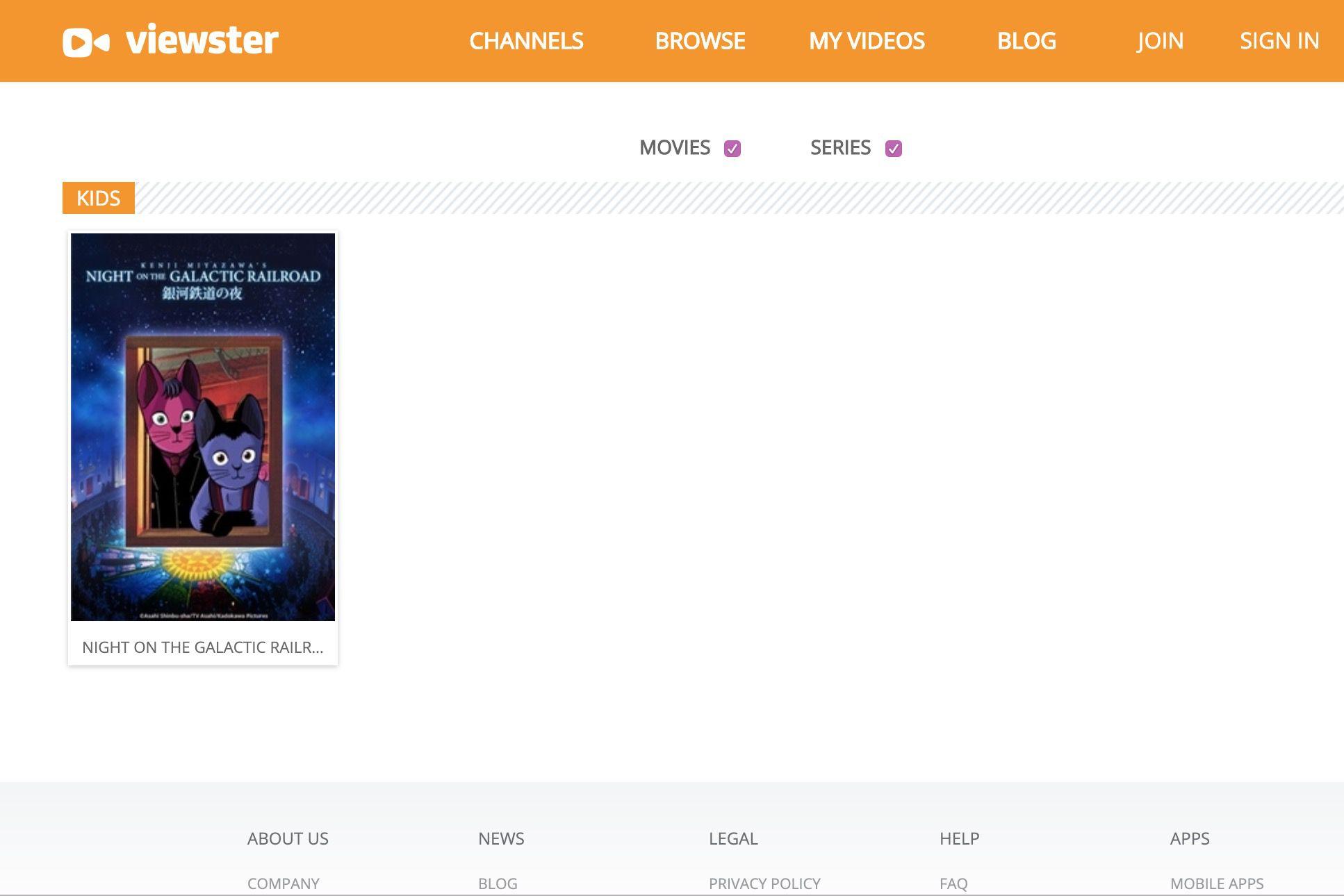 movie stream app reddit