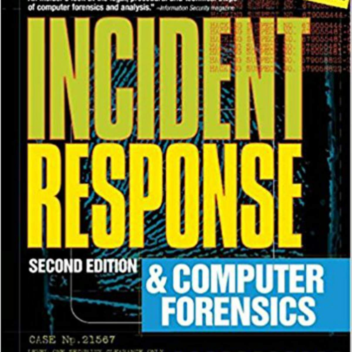 Top 5 Forensic and Incident Response Books