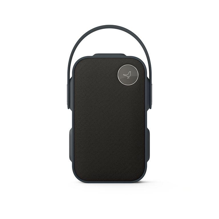The Libratone ONE Click speaker in Graphite Grey