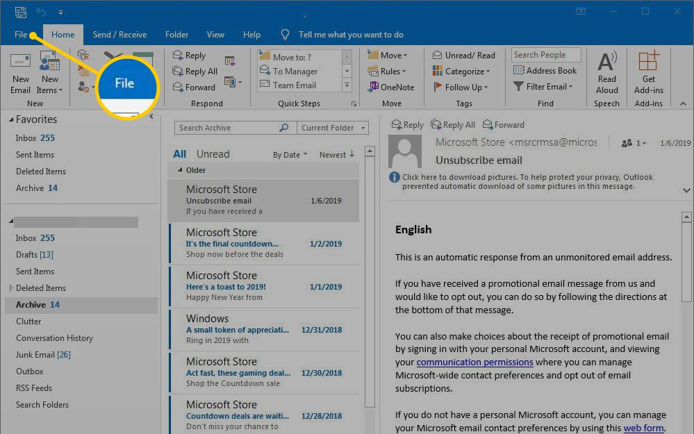 How to Access AOL Email with Microsoft Outlook