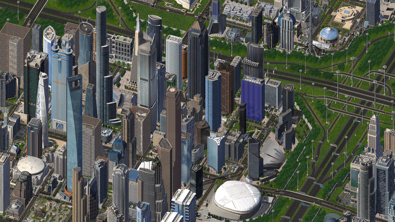 SimCity4 screenshot