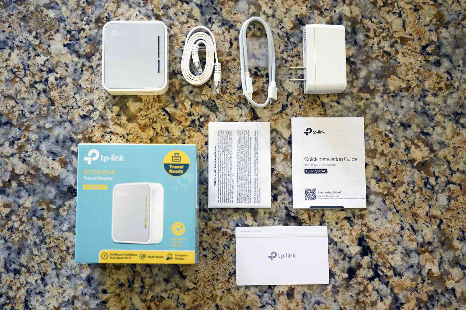 TP-Link TL-WR902AC Travel Router