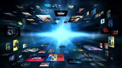 DC Universe streaming service.