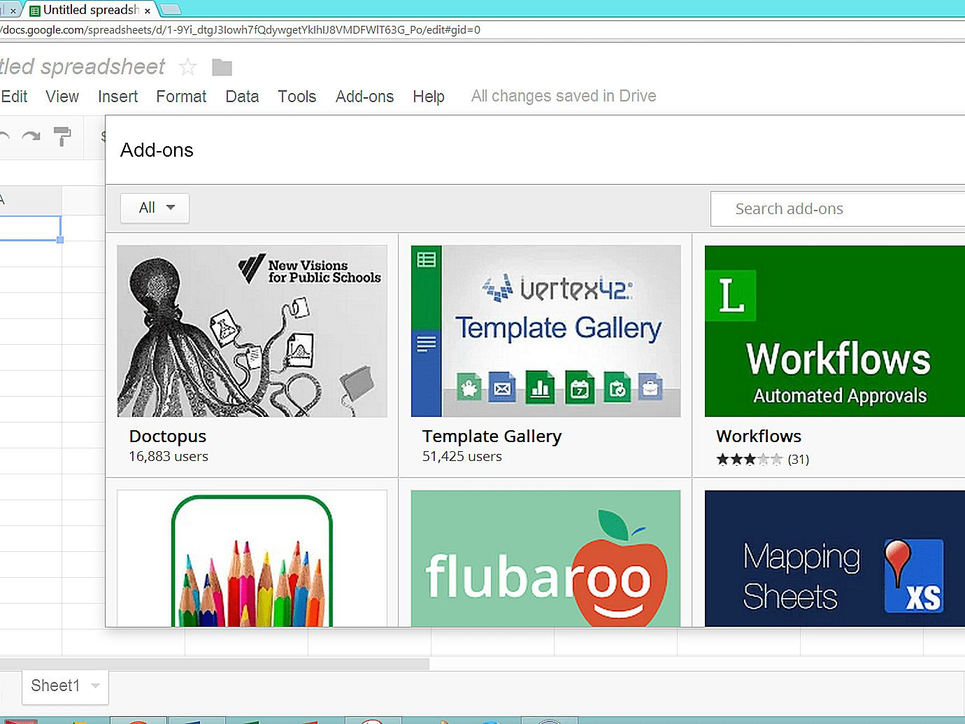 Free Google Apps Add-Ons for Teachers and Administrators