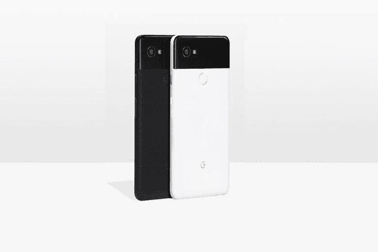Photo of a Google Pixel 2 XL