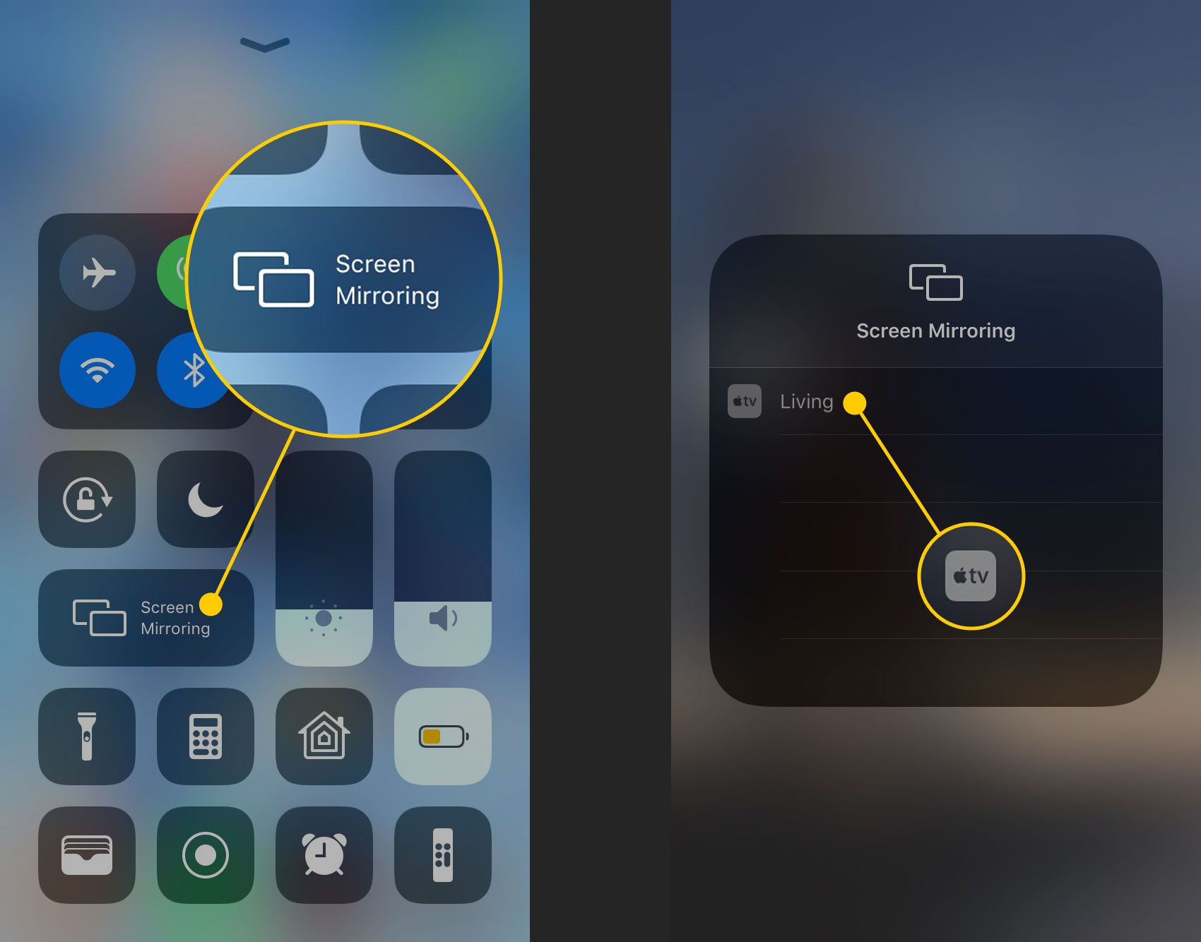 How to Enable AirPlay for iPhone