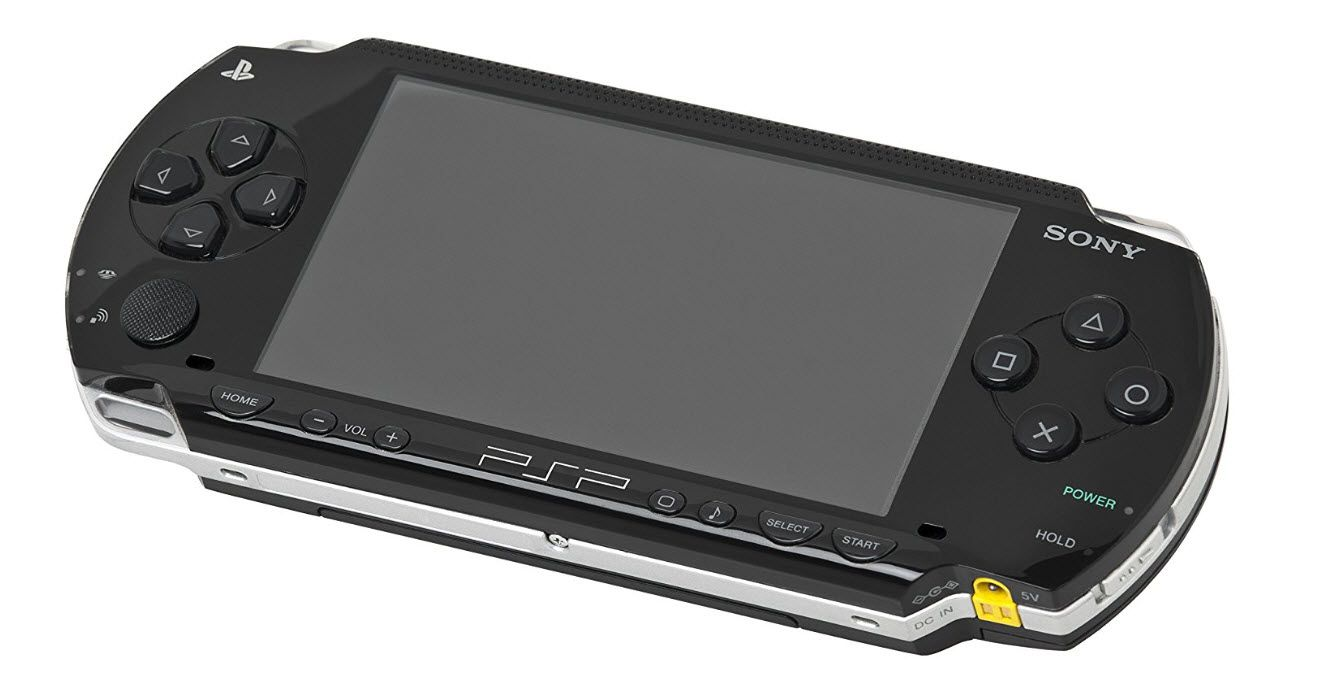 The Sony PSP 1000 was the first of the PSP family.
