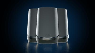 Quad-band WiFi 6E Mesh System