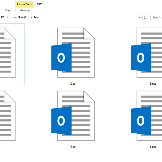 Open, Edit, and Convert PST Files