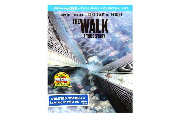 The Walk - 3D Blu-ray