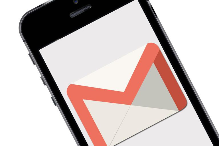 Gmail icon on Iphone 5S