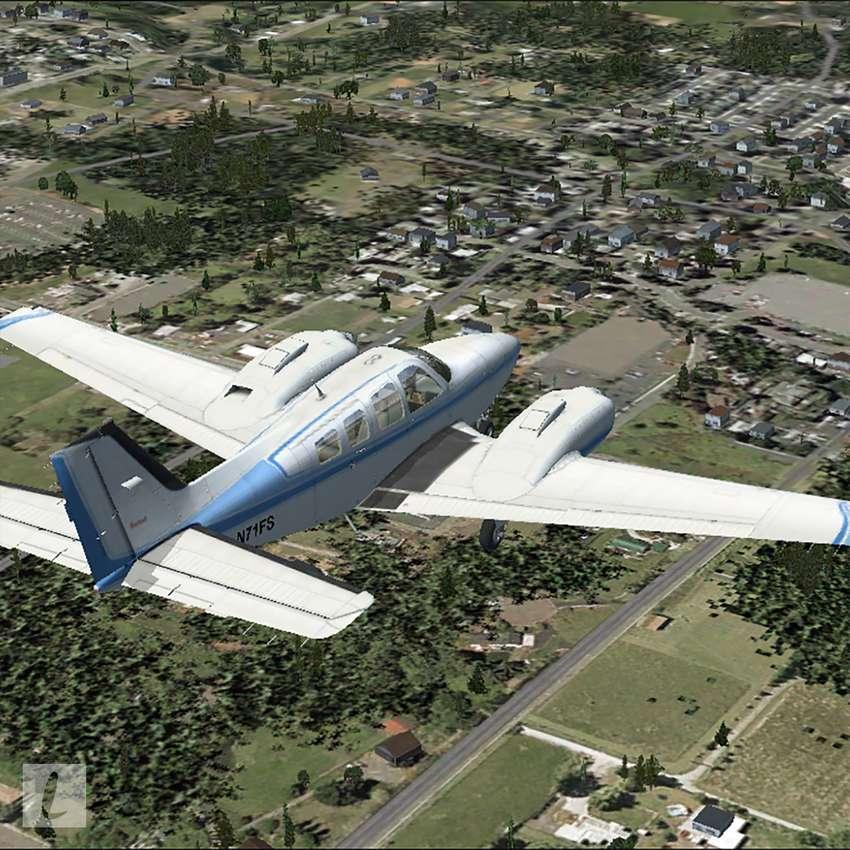 Microsoft Flight Simulator X: Gold Edition