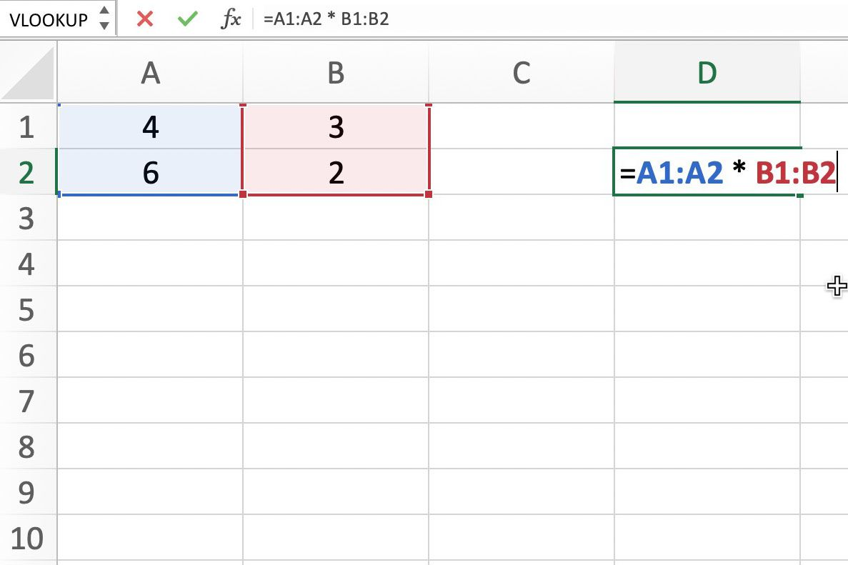 Perform Multiple Calculations With Excel Array Formulas