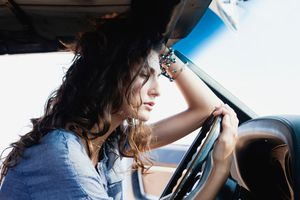 frustrated car radio static