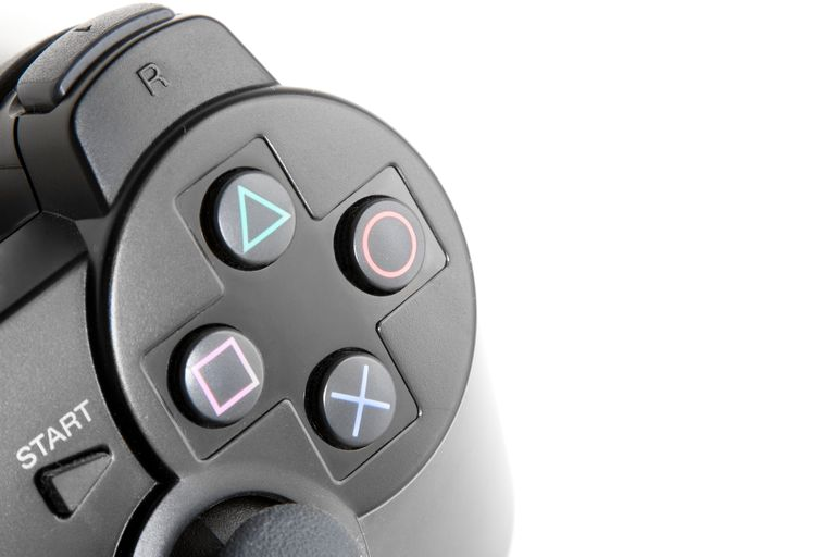 Image of the PlayStation 3 Controller