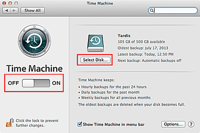 Backup Volume Could Not Be Mounted