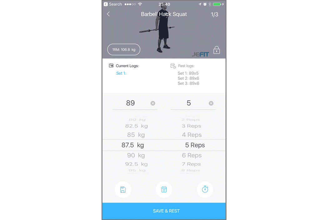 10 best workout log apps 2018 for ios and android