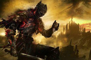 Dark Souls 3 promotional art