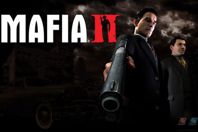 Mafia II cover