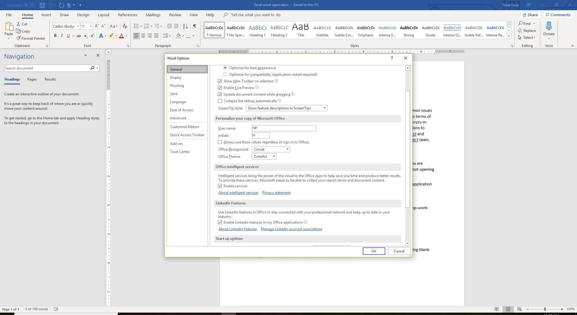 Excel or Word Won't Open? How to Open Old Microsoft Office Files
