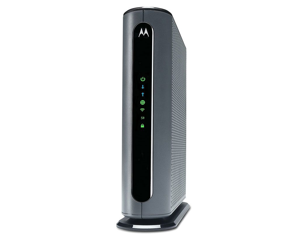 Motorola MG7700 DOCSIS 3.0 Cable Modem/Router Combo