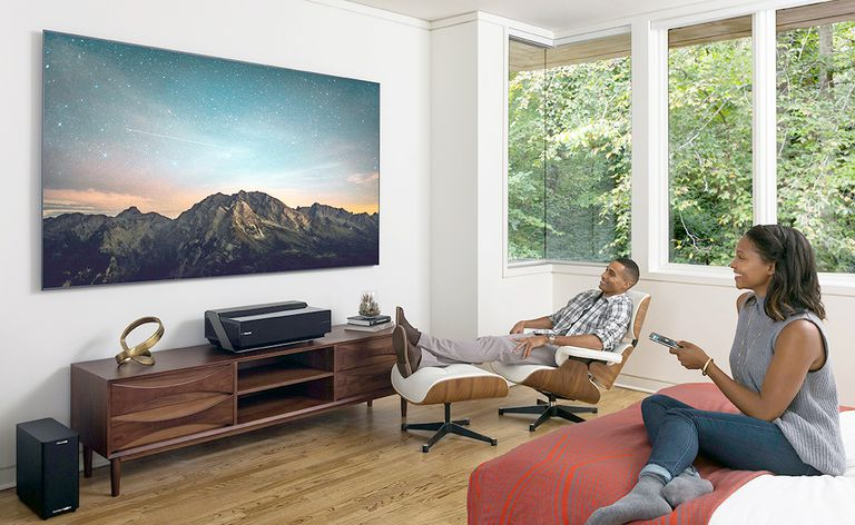 Hisense Laser TV - Ultra Short Throw Projector