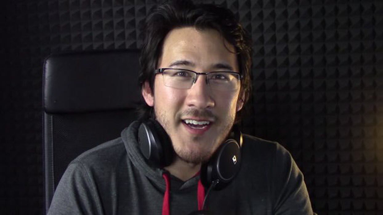 A photo of Markiplier.