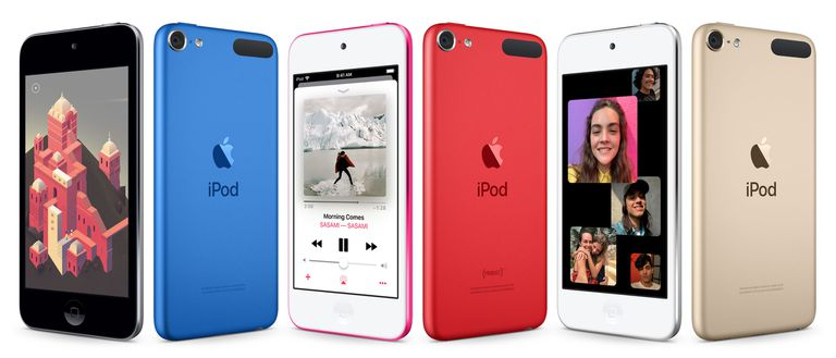 7th Generation iPod touch