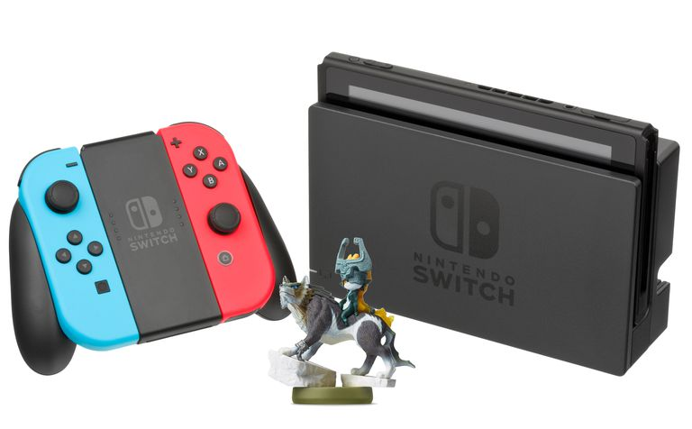 how to use amiibo with nintendo switch