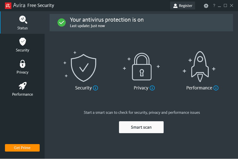 good free antivirus software for windows 10