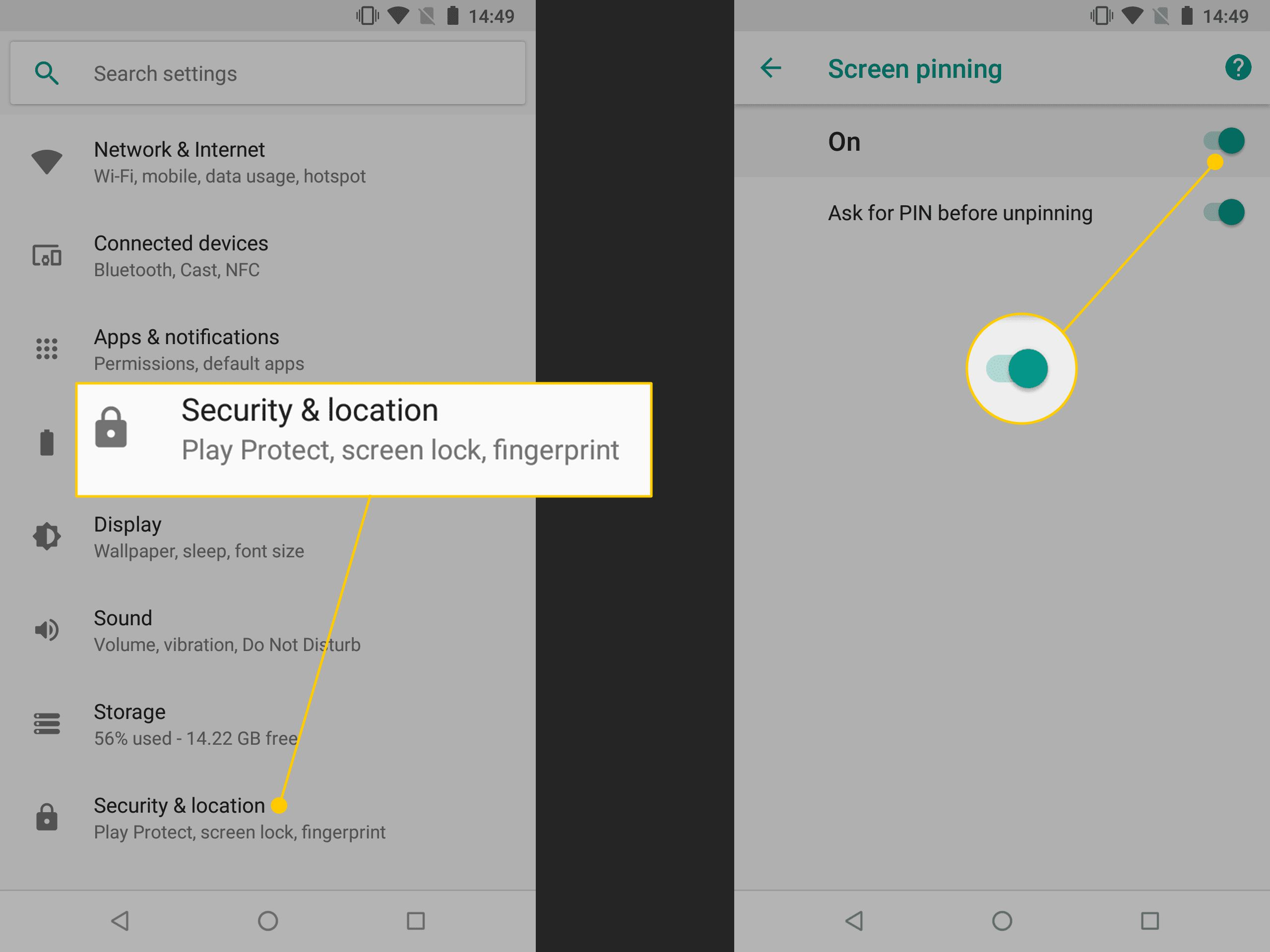 How To Use Guided Access On Android Phones