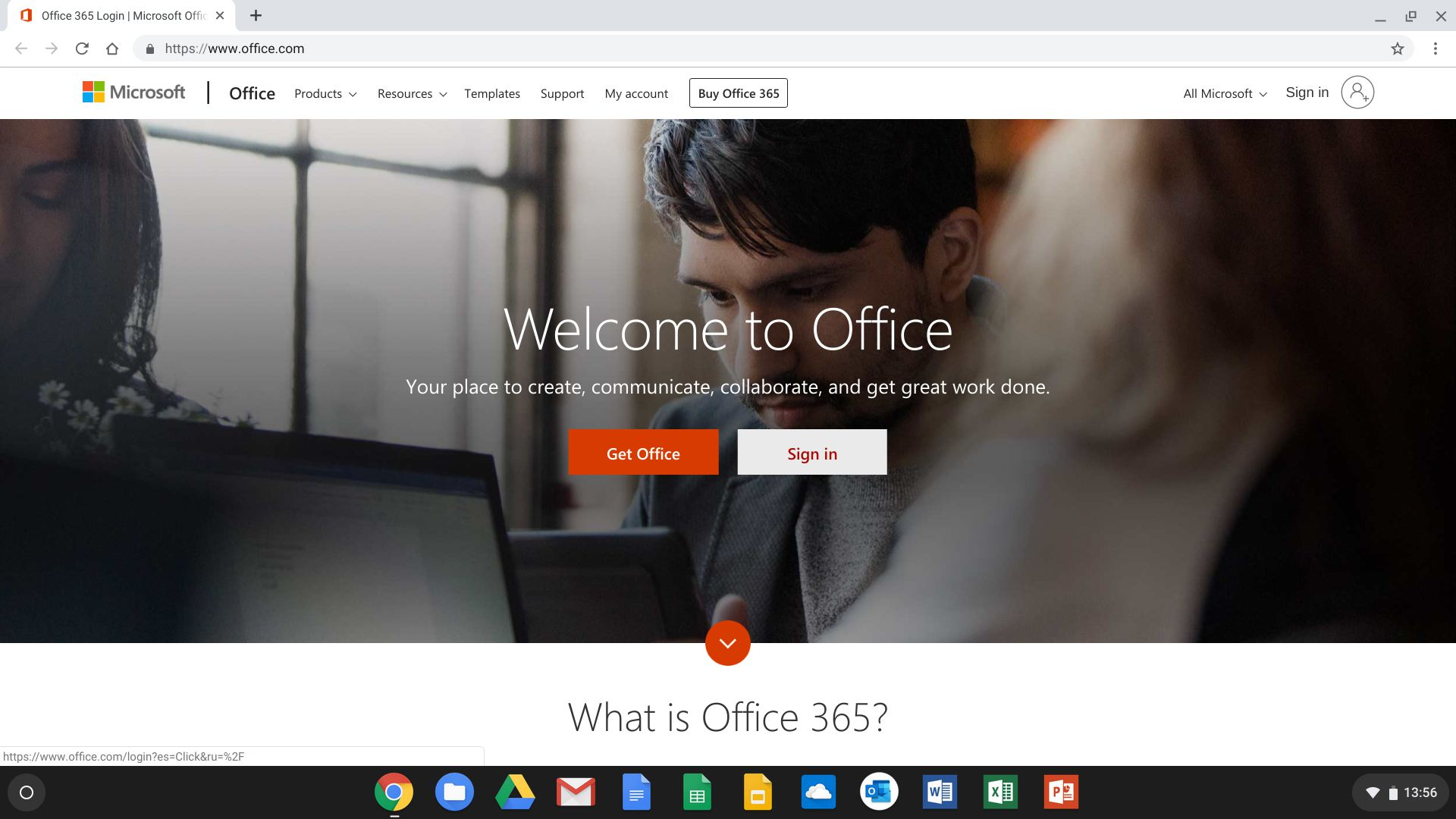 Get Office 365 Apps for Your Chromebook