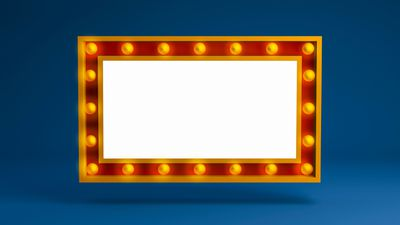 Marquee frame