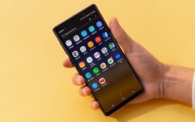 Samsung Galaxy Note10 and Note10+ Hands On