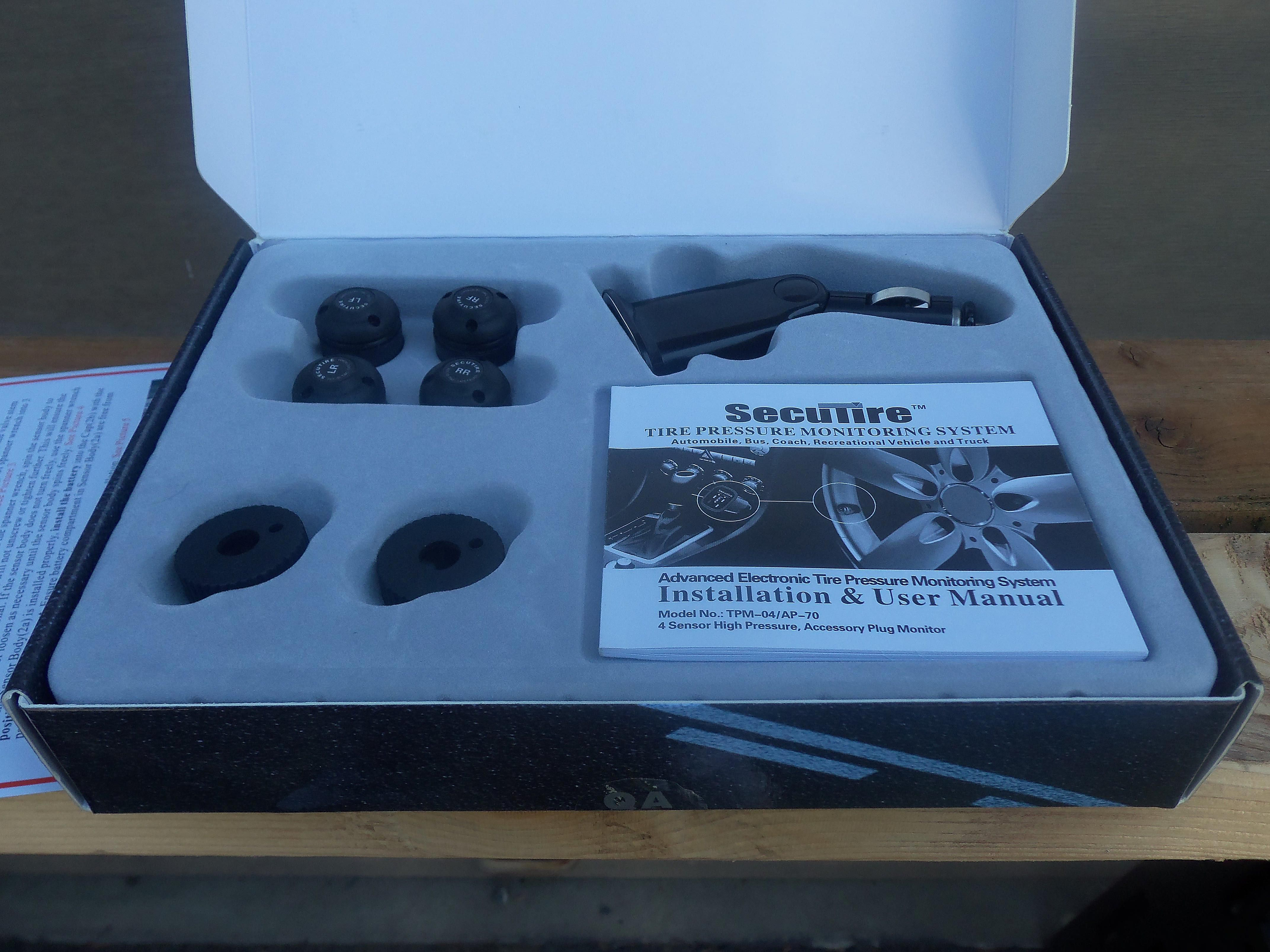 Secutire Pressure Monitor System Review