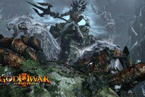 God of War III.