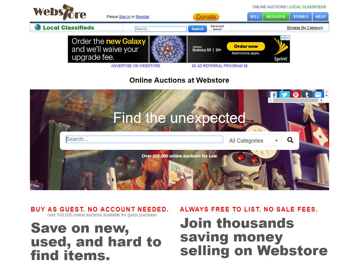 Top 10 Online Auction Websites For Good Deals