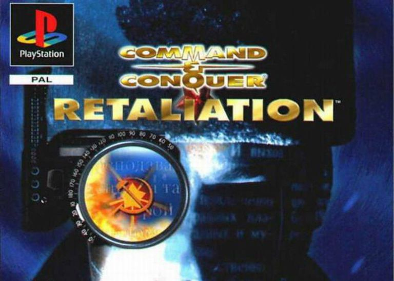 Command and Conquer Retaliation game cover