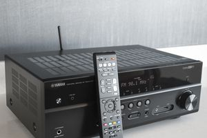 Yamaha RX-V483 Home Theater Receiver