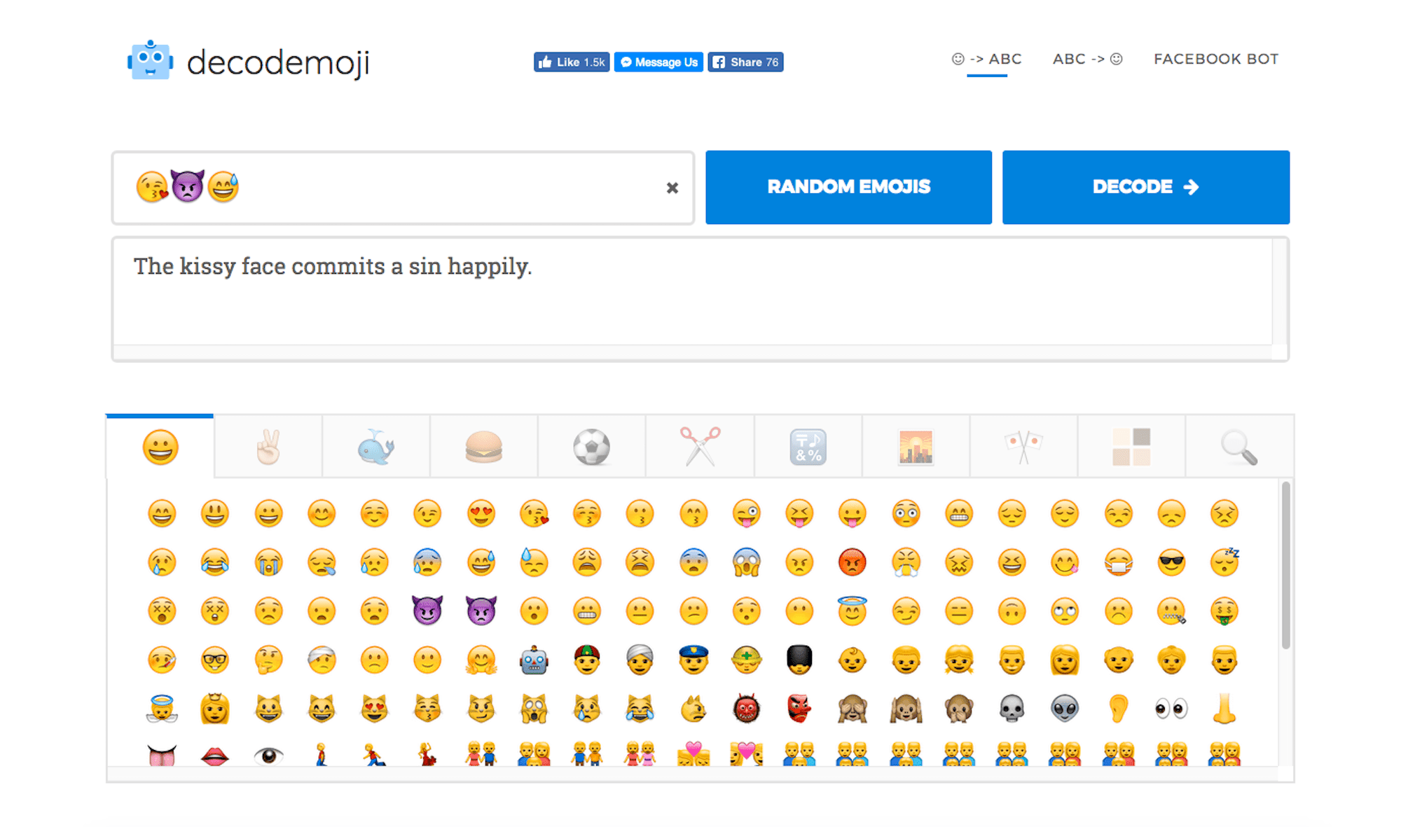 7 Emoji Translator Websites And Mobile Apps