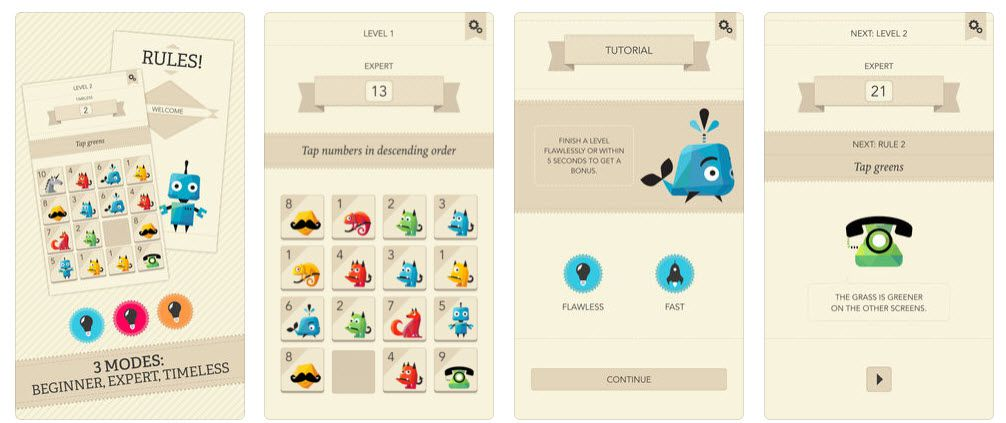 Play Rules! on the iPhone or iPad.