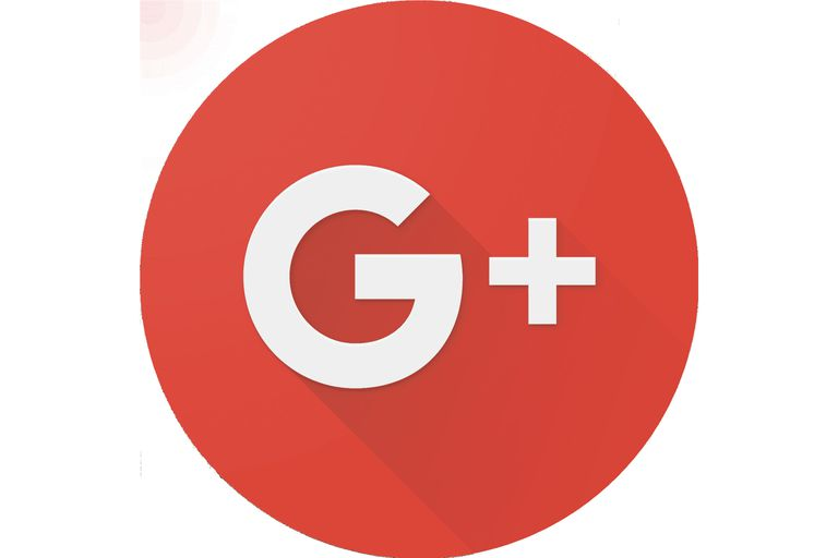 The Google Plus logo