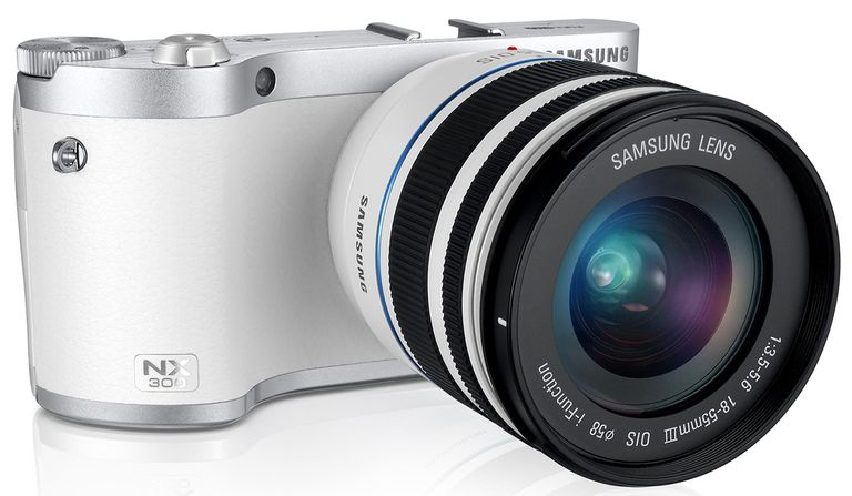 The Samsung NX300