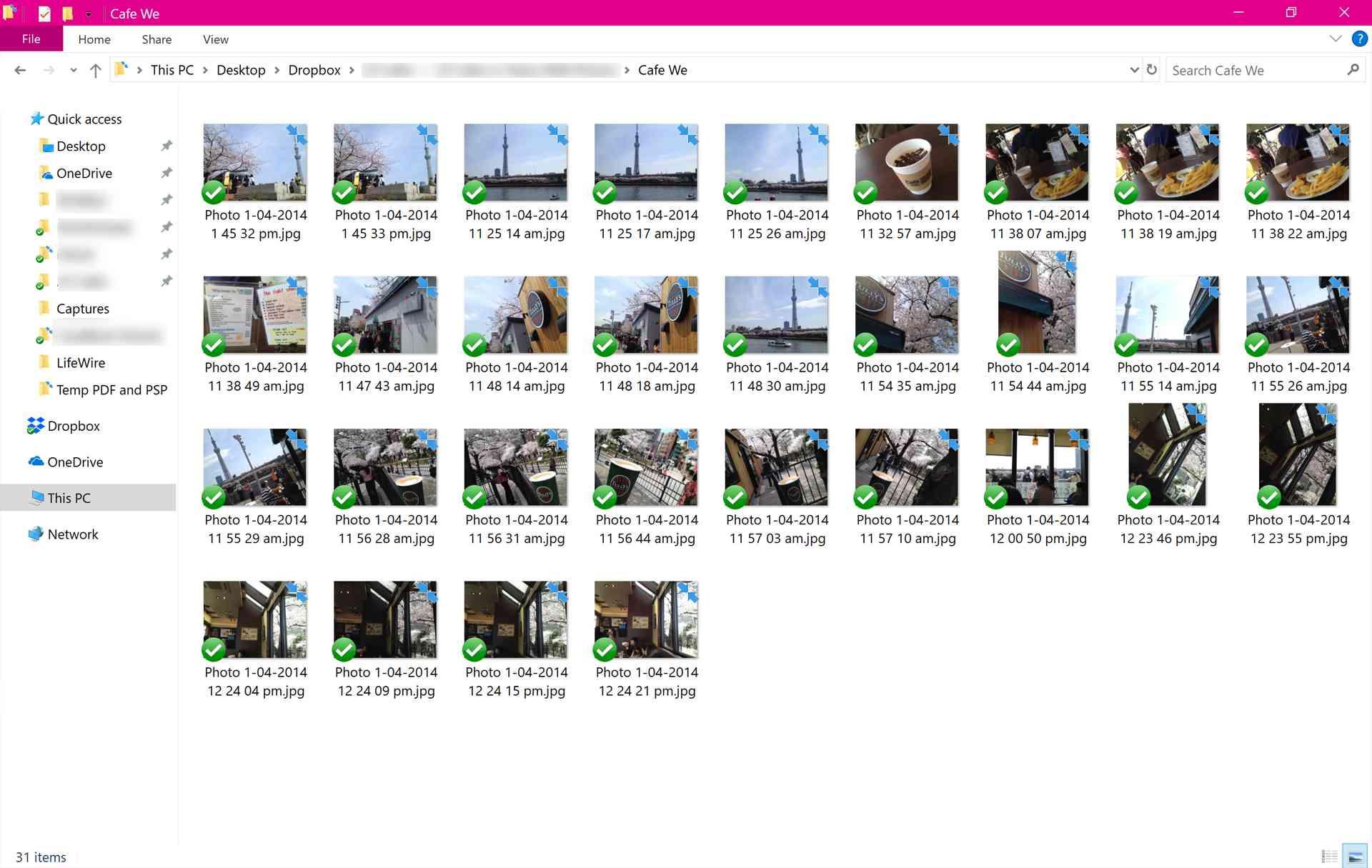 windows 10 desktop icons size settings