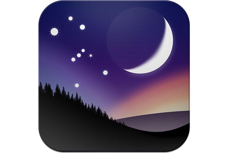 Stellarium planetarium app