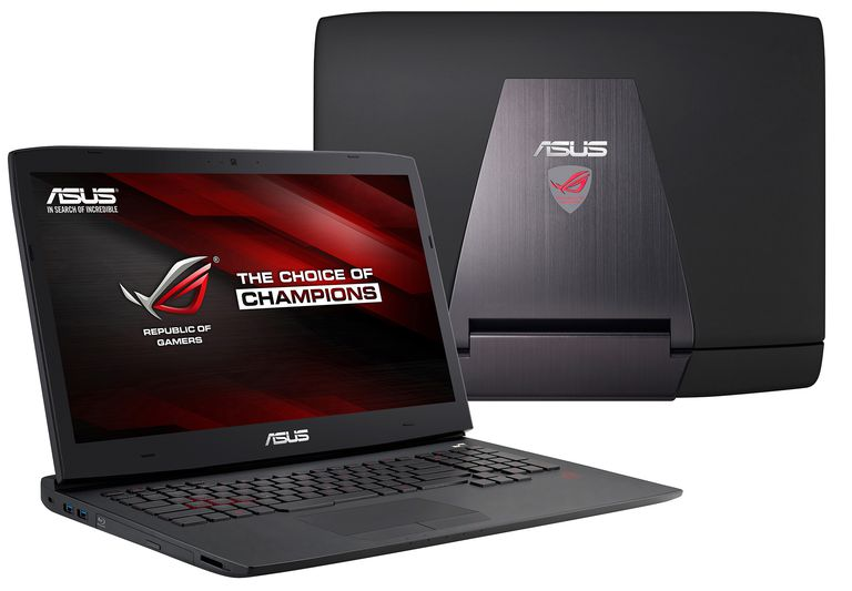 ASUS ROG G751 17-inch Gaming Laptop