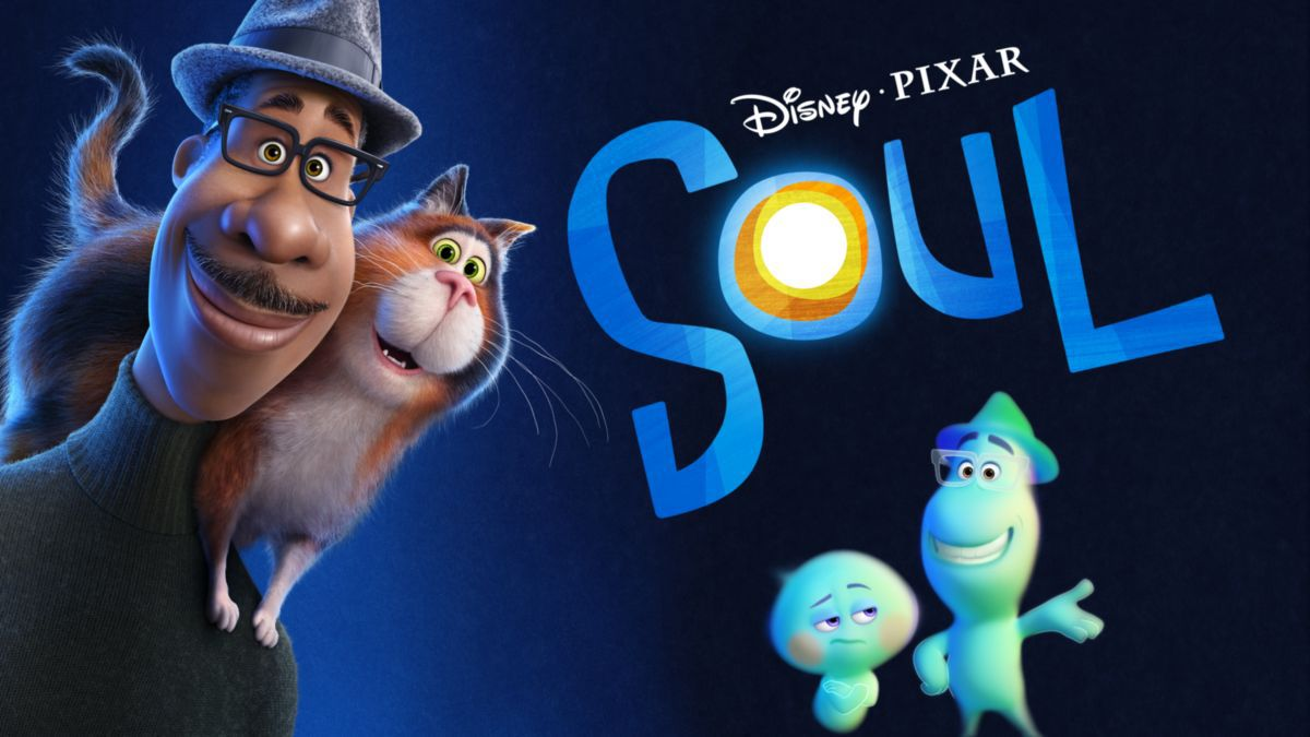 The animated cast of Disney's Soul